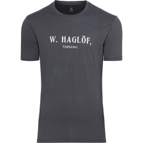 Haglöfs Camp T-shirt Heren, slate/haze